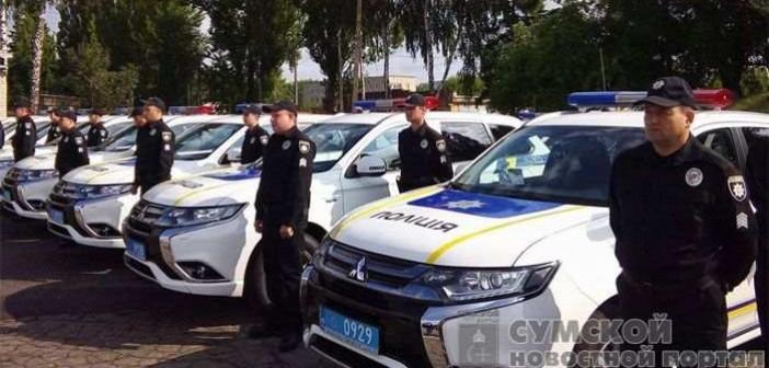 внедорожники для полиции