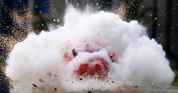взрыв-шостка
